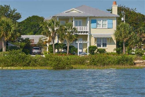 Photo of 140 Inlet Drive, St Augustine, FL 32080 (MLS # 195721)