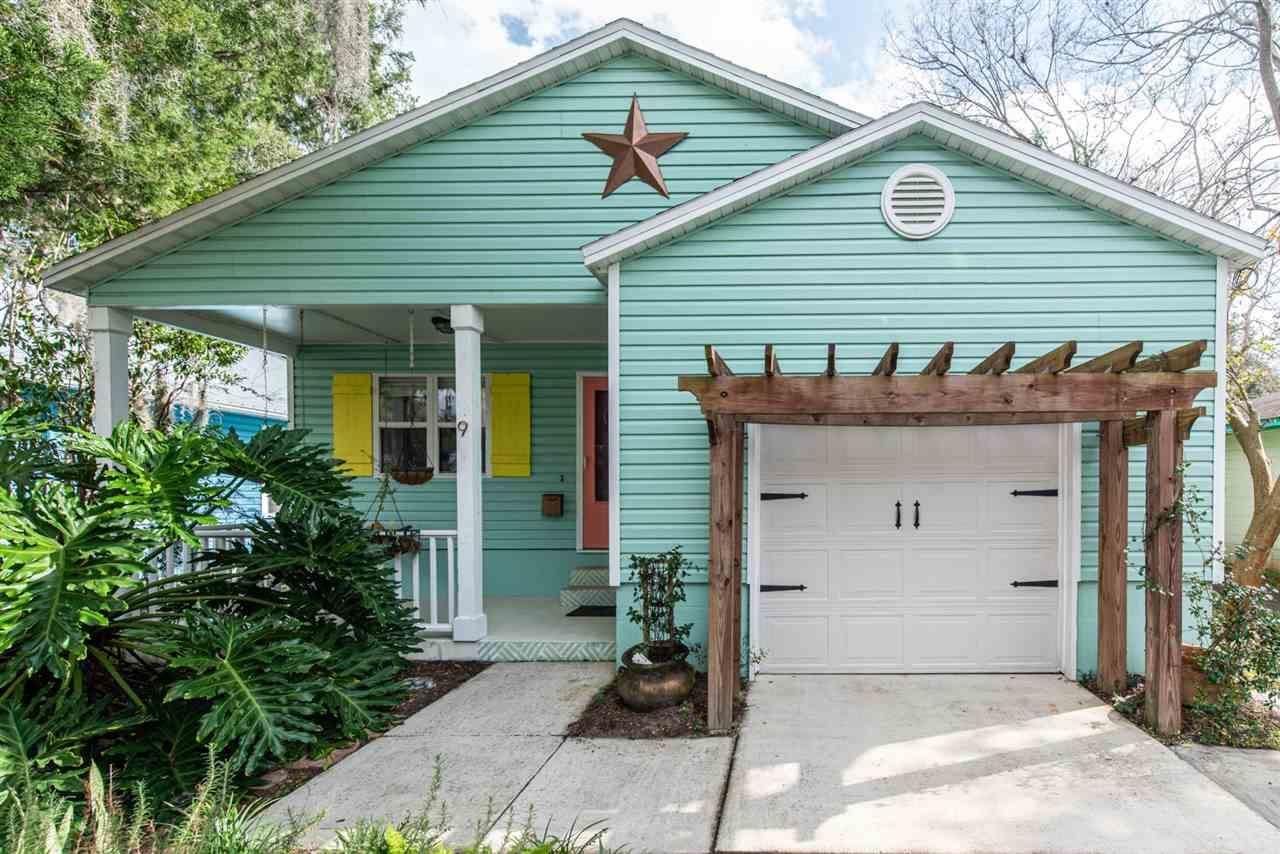 9 Beacon St, Saint Augustine, FL 32084 - MLS#: 210748