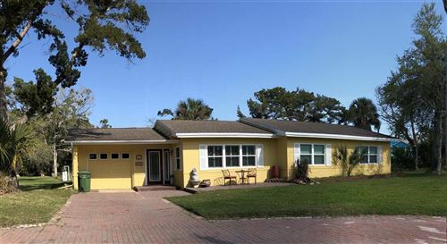 Photo of 84 Coquina Ave., St Augustine, FL 32080 (MLS # 185889)