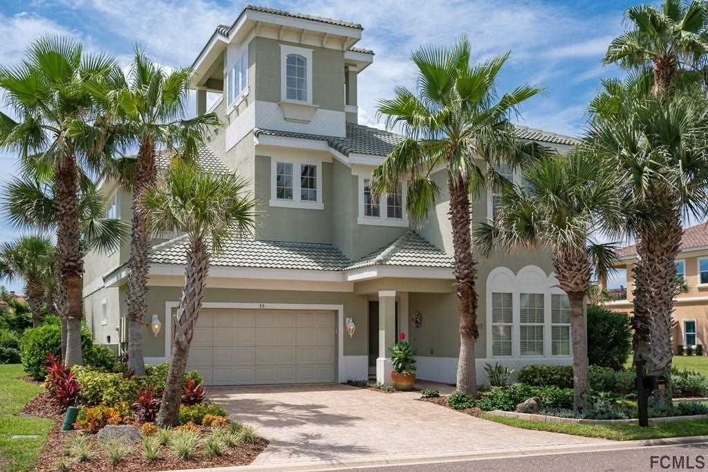 Photo of 75 HAMMOCK BEACH CR, Palm Coast, FL 32137 (MLS # 199945)