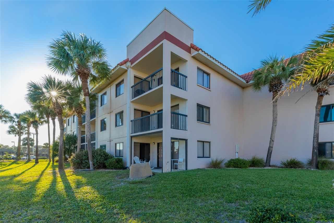 Photo of 4250 S A1A #C-25, St Augustine Beach, FL 32080 (MLS # 199958)