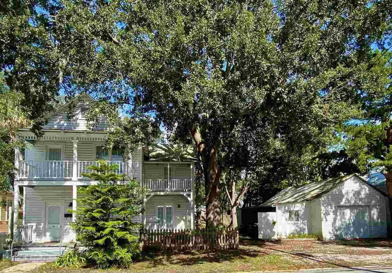 18 Locust St, Saint Augustine, FL 32084 - MLS#: 210975