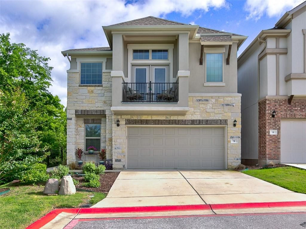 2105  Town Centre Drive #9, Round Rock, TX 78664 - #: 8143017