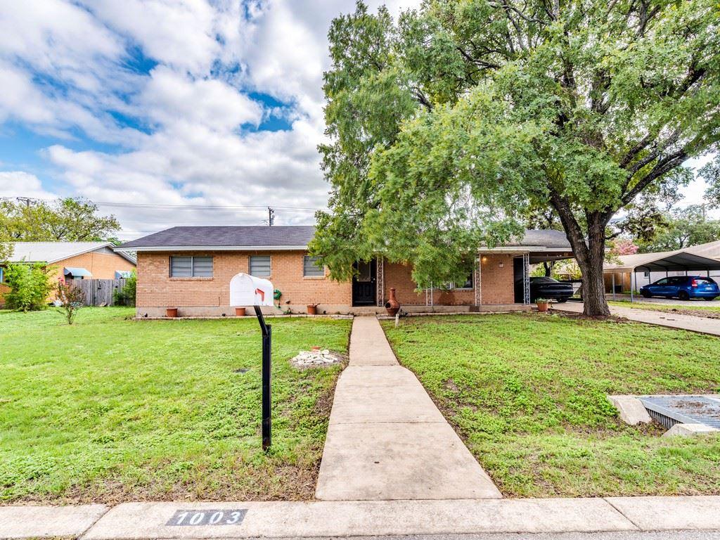 1003  Tanglewood Street, Round Rock, TX 78681 - MLS##: 5446052