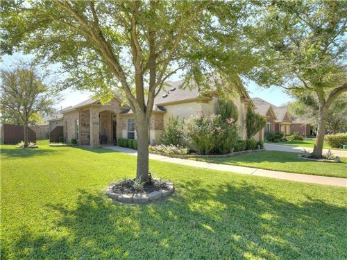 Photo of 1600  Augusta Bend Drive, Hutto, TX 78634 (MLS # 8792076)