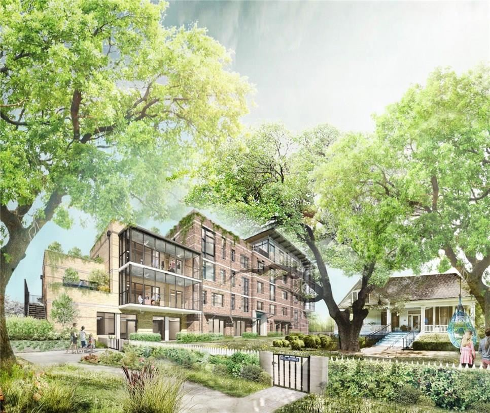 Photo for 112 Academy DR #401, Austin, TX 78701 (MLS # 2306122)