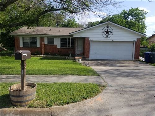 Photo of 110  North Drive, Copperas Cove, TX 76522 (MLS # 2153146)