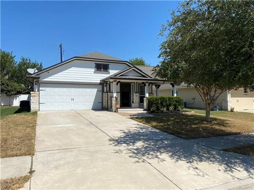 Photo of 18905  Obed River Drive, Pflugerville, TX 78660 (MLS # 1540264)