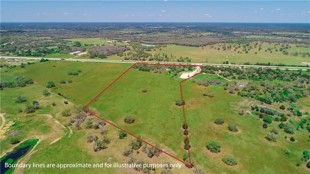 +\/- 21 acres Highway 290 E, Giddings, TX 78942 - MLS##: 5341327
