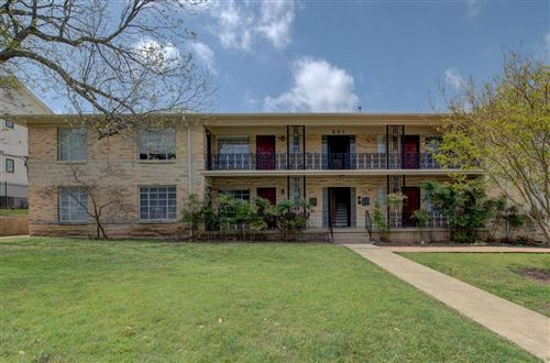Photo of 301 E 34th Street #106, Austin, TX 78705 (MLS # 6227514)