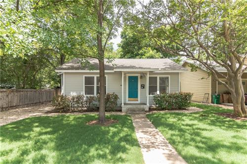 Photo of 4610  Connelly Street, Austin, TX 78751 (MLS # 1582538)