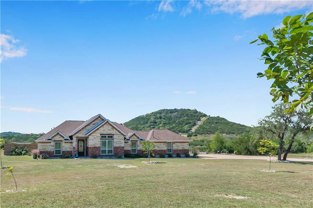 Photo for 12201  Montana Springs Drive, Marble Falls, TX 78654 (MLS # 7346556)