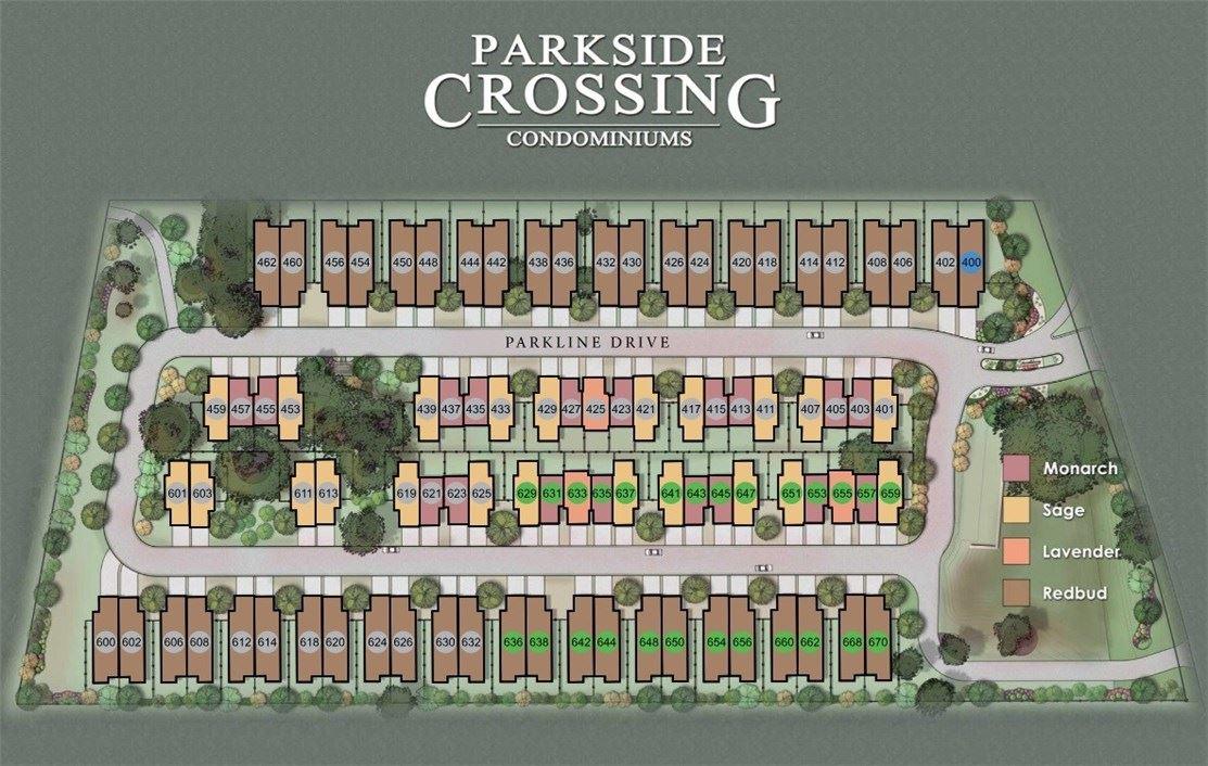 635 Parkline DR #7D, Georgetown, TX 78626 - #: 2611706