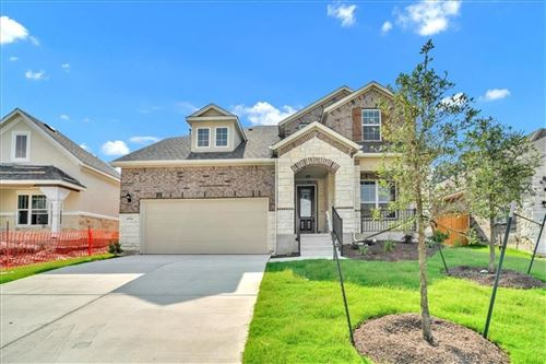 Photo of 4324  Mayfield Ranch Boulevard, Round Rock, TX 78681 (MLS # 9483956)