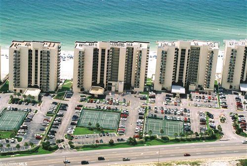 Photo of 26800 Perdido Beach Blvd #1405, Orange Beach, AL 36561 (MLS # 308009)