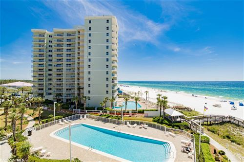 Photo of 24522 Perdido Beach Blvd #4508, Orange Beach, AL 36561 (MLS # 314009)