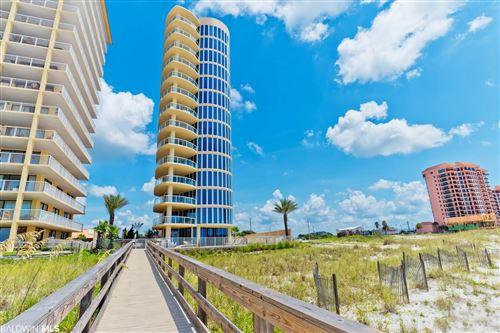 Photo of 25040 Perdido Beach Blvd #8, Orange Beach, AL 36561 (MLS # 311019)