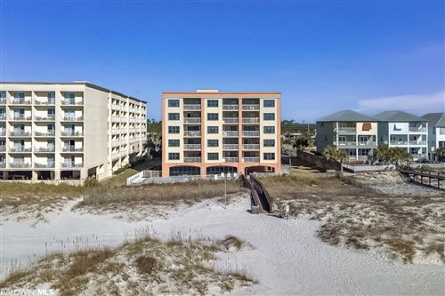 Photo of 23094 Perdido Beach Blvd #503, Orange Beach, AL 36561 (MLS # 318119)