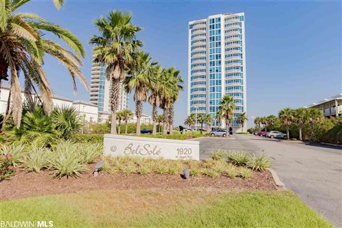 Photo of 1920 W Beach Blvd #1301, Gulf Shores, AL 36542 (MLS # 282136)