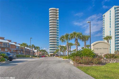 Photo of 1940 W Beach Blvd #1001, Gulf Shores, AL 36542 (MLS # 315151)