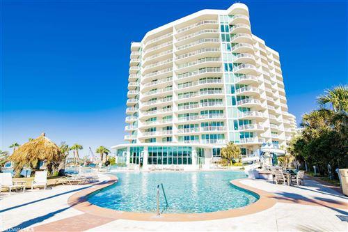 Photo of 28103 Perdido Beach Blvd #B707, Orange Beach, AL 36561 (MLS # 317154)
