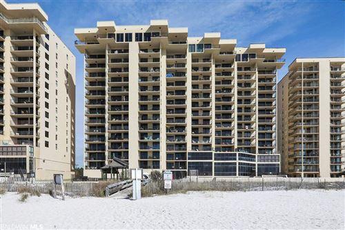 Photo of 24160 Perdido Beach Blvd #2101, Orange Beach, AL 36561 (MLS # 308164)