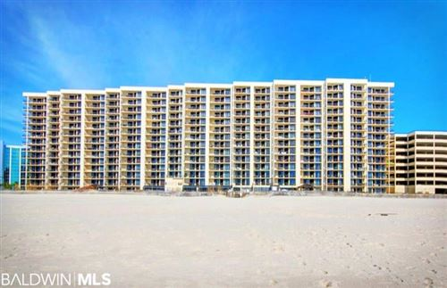 Photo of 29576 Perdido Beach Blvd #504, Orange Beach, AL 36561 (MLS # 295177)