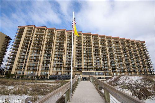 Photo of 24400 Perdido Beach Blvd #906, Orange Beach, AL 36561 (MLS # 308187)