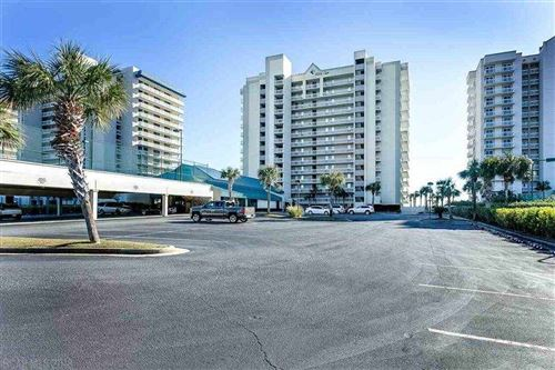 Photo of 24900 Perdido Beach Blvd #1403, Orange Beach, AL 36561 (MLS # 303206)