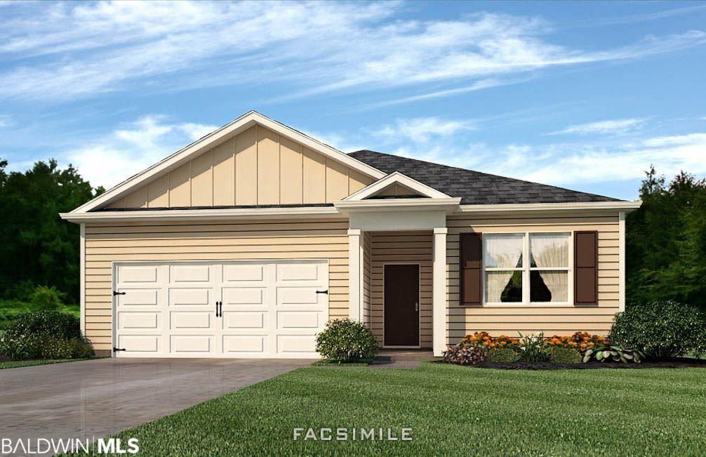 17931 Lewis Smith Drive, Foley, AL 36535 - #: 299241