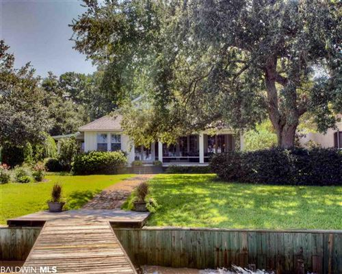 Photo of 5430 Battles Wharf Drive, Fairhope, AL 36532 (MLS # 273252)