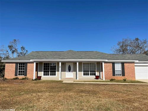 Photo of 9803 Silverwood Drive, Fairhope, AL 36532 (MLS # 308258)