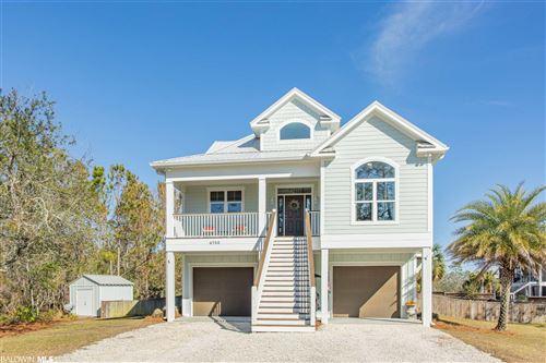 Photo of 4780 Burkart Lane, Orange Beach, AL 36561 (MLS # 308262)