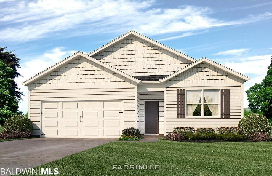 18391 Lewis Smith Drive, Foley, AL 36535 - #: 303282