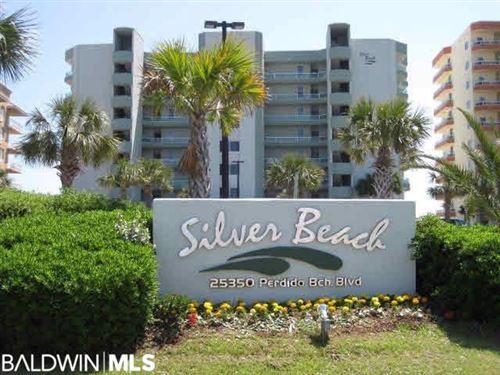 Photo of 25350 Perdido Beach Blvd #502, Orange Beach, AL 36561 (MLS # 302284)