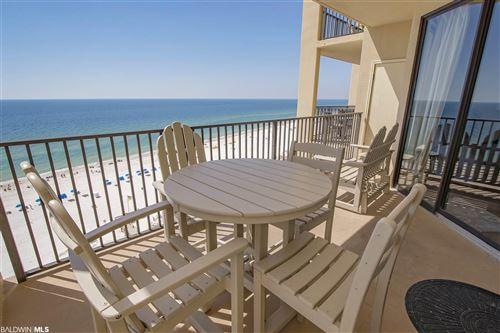 Photo of 24400 Perdido Beach Blvd #1109, Orange Beach, AL 36561 (MLS # 308293)
