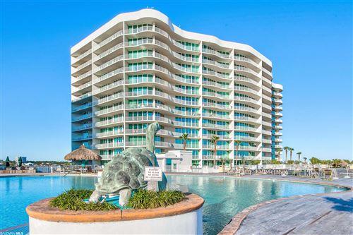 Photo of 28107 Perdido Beach Blvd #D-908, Orange Beach, AL 36561 (MLS # 316315)