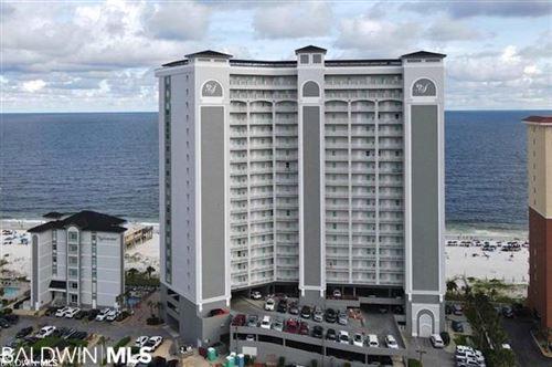 Photo of 401 E Beach Blvd #1409, Gulf Shores, AL 36542 (MLS # 319315)