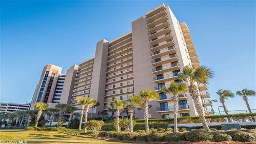 Photo of 29576 E Perdido Beach Blvd #617, Orange Beach, AL 36561 (MLS # 311321)