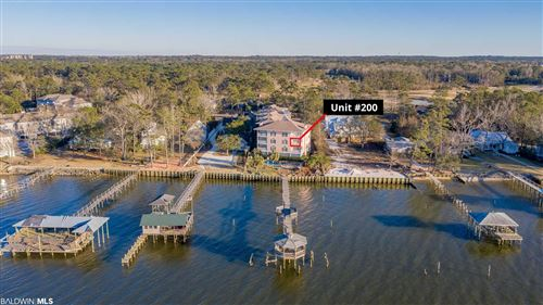 Photo of 18117 Scenic Highway 98 #200, Fairhope, AL 36532 (MLS # 308322)