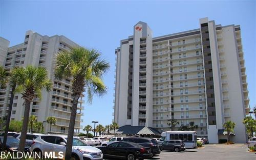 Photo of 24770 Perdido Beach Blvd #702, Orange Beach, AL 36561 (MLS # 299343)