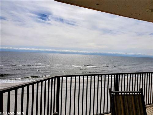 Photo of 29250 Perdido Beach Blvd #503, Orange Beach, AL 36561 (MLS # 308359)