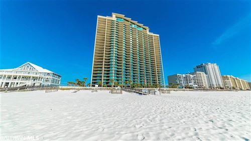 Photo of 23972 Perdido Beach Blvd #1005, Orange Beach, AL 36561 (MLS # 302393)
