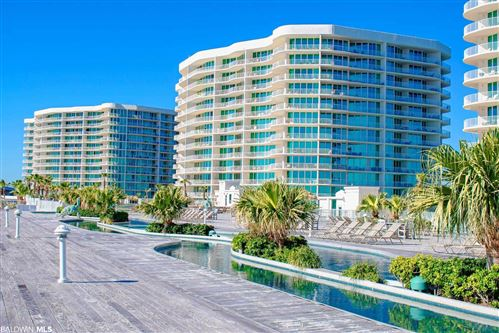Photo of 28105 Perdido Beach Blvd #C410, Orange Beach, AL 36561 (MLS # 313405)