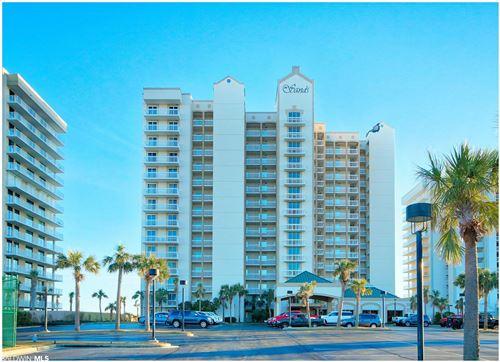 Photo of 24880 Perdido Beach Blvd #1106, Orange Beach, AL 36561 (MLS # 308421)