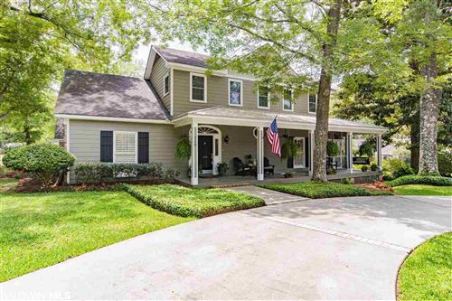 Photo of 110 Orange Avenue, Fairhope, AL 36532 (MLS # 299434)