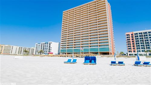 Photo of 25494 Perdido Beach Blvd #1603, Orange Beach, AL 36561 (MLS # 319440)