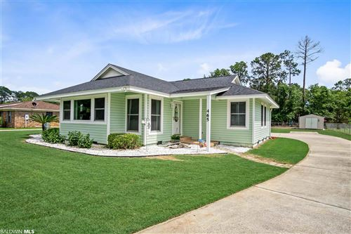 Photo of 465 W Canal Drive, Gulf Shores, AL 36542 (MLS # 315448)