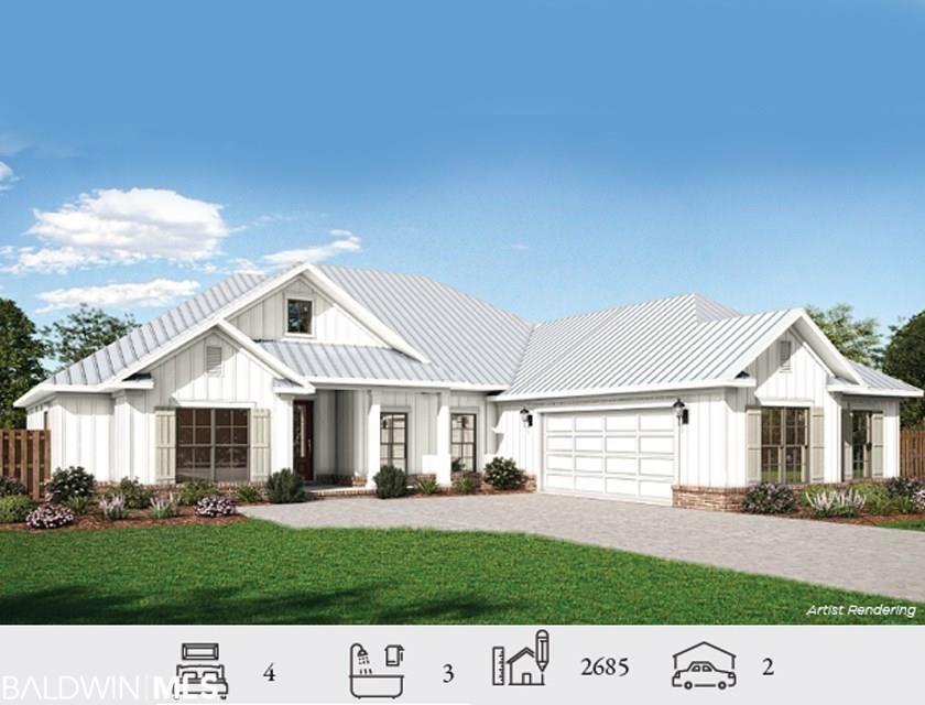 4611 Surrey Lane, Orange Beach, AL 36561 - #: 303456