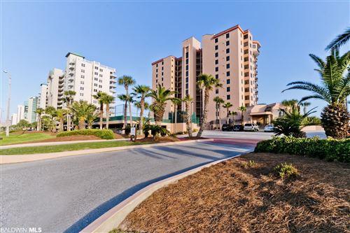 Photo of 29250 Perdido Beach Blvd #1101, Orange Beach, AL 36561 (MLS # 319459)